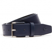 Thắt Lưng Men's Lacoste Engraved Tongue Buckle Leather Belt RC1624-H79