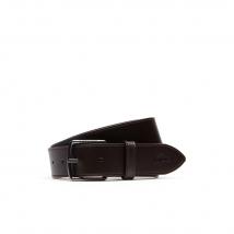 Thắt Lưng Men's Lacoste Engraved Tongue Buckle Leather Belt RC1696-H70