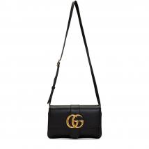 Túi Đeo Chéo Gucci Black Small Arli Shoulder Bag 201451F048140 Màu Đen