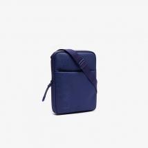 Túi Đeo Chéo Lacoste S Flat Crossover Bag Shoulder Bag Màu Xanh Navy