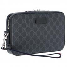 Túi Gucci Black Clutch Bag Màu Đen