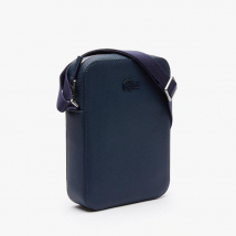Túi Lacoste Men's Chantaco Soft Leather Vertical Zip Bag