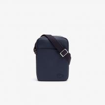 Túi Lacoste Men's Classic Petit Piqué Vertical Zip Bag
