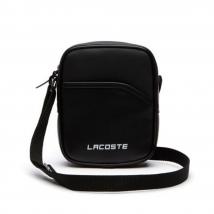 Túi Lacoste Men's Sport Vertical Canvas Bag Black