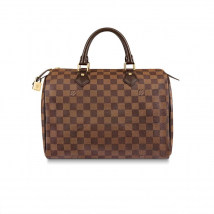Túi Xách Louis Vuitton Speedy 30 Damier Ebene Canvas