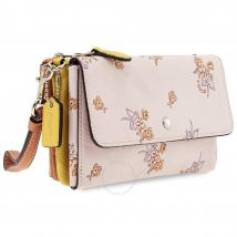 Ví Cầm Tay Coach Ladies Pink Floral Wallet  Màu Hồng