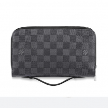 Ví Louis Vuitton Zippy XL Wallet Damier Graphite Canvas