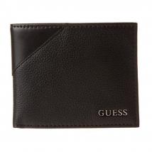 Ví Nam Guess Monterrey Passcase Wallet 31GU22X003 Màu Nâu